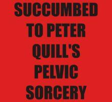 Succumb to the Pelvic Sorcery T-Shirt