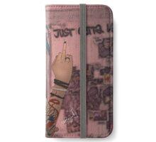 Life is Strange - Just Gotta Let Go iPhone Wallet/Case/Skin