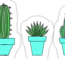 Succulents! Sticker