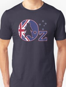 Oz Flag - Bear logo T-Shirt