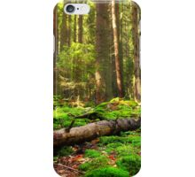 Back to Nature's Green iPhone Case/Skin
