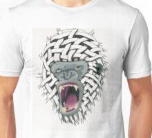 Gorilla on Steroids Unisex T-Shirt