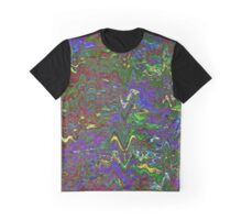 TIME LOST IN SPACE IN THE FIFTH UNIVERSE Graphic T-Shirt