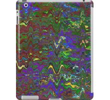 TIME LOST IN SPACE IN THE FIFTH UNIVERSE iPad Case/Skin