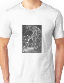 Kraken – 20,000 Leagues Under The Sea (Verne, Jules) Unisex T-Shirt