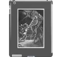 Kraken – 20,000 Leagues Under The Sea (Verne, Jules) iPad Case/Skin