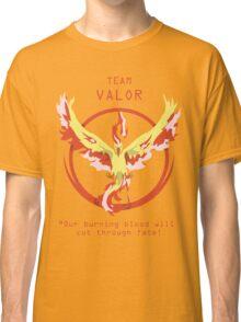 Team Valor Slogan T Classic T-Shirt