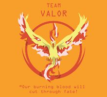 Team Valor Slogan T Unisex T-Shirt