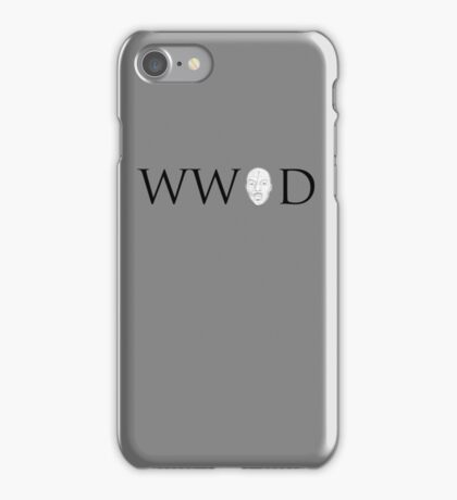 What Would Omar Do iPhone Case/Skin