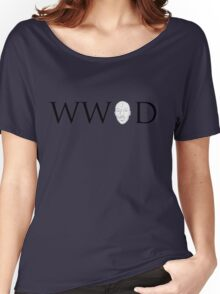 What Would Omar Do Women's Relaxed Fit T-Shirt