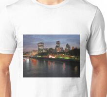 Cityscape - London - Mad Version Unisex T-Shirt