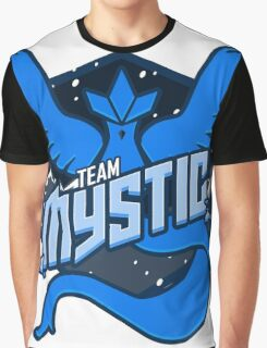Team Mystic Sports T Graphic T-Shirt