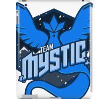 Team Mystic Sports T iPad Case/Skin