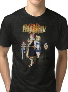 Fairy Tail Tri-blend T-Shirt