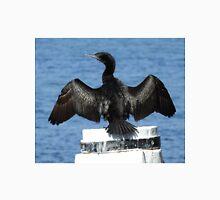Little Black Cormorant Unisex T-Shirt