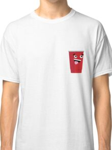 Red Cup - Red Cup & The Turn Up Classic T-Shirt