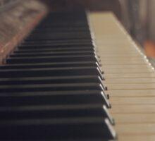 The Piano Sticker