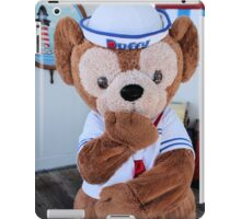 A Cuddly Friend iPad Case/Skin