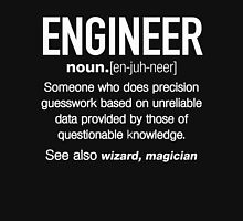 Engineer Definition Funny T-shirt Unisex T-Shirt