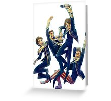 the circus live show #1 Greeting Card