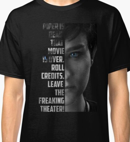 Audrey Jensen MTV Scream Classic T-Shirt