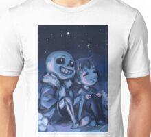 Undertale - Sharing Stars Unisex T-Shirt