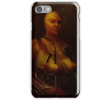 The perfect woman; test subject #1 iPhone Case/Skin