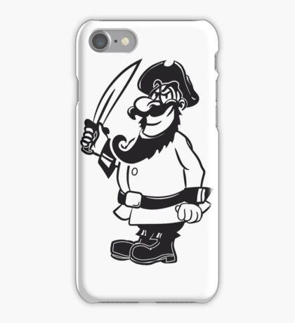 Pirat cool degen  iPhone Case/Skin