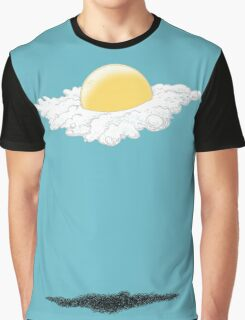 Fried Egg Rescue Bless this Sandwich Graphic T-Shirt
