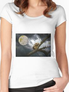 The seer of souls Women's Fitted Scoop T-Shirt