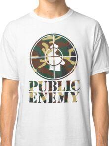 Public Enemy Army Classic T-Shirt