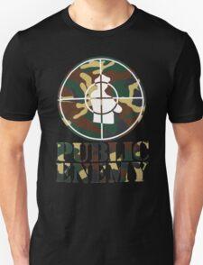 Public Enemy Army Unisex T-Shirt