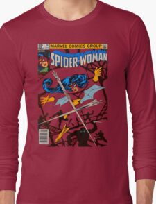 Spider-Woman Long Sleeve T-Shirt