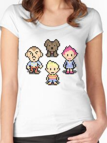 Mother 3 Crew Women's Fitted Scoop T-Shirt