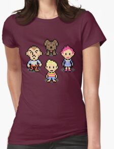 Mother 3 Crew Womens Fitted T-Shirt