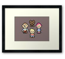 Mother 3 Crew Framed Print