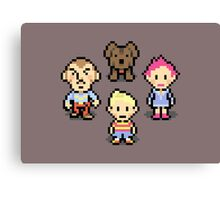 Mother 3 Crew Canvas Print