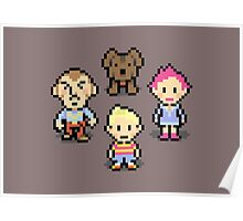 Mother 3 Crew Poster