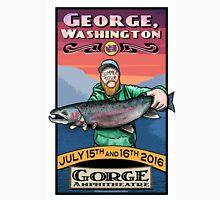 PHISH SUMMER TOUR 2016 GORGE AMPHITHEATRE,GEORGE WASHINGTON Unisex T-Shirt