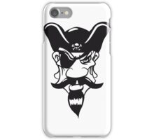 Pirat cool  iPhone Case/Skin