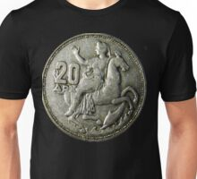 Greece Coin Unisex T-Shirt
