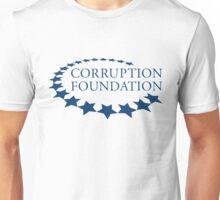 CORRUPTION FOUNDATION Unisex T-Shirt