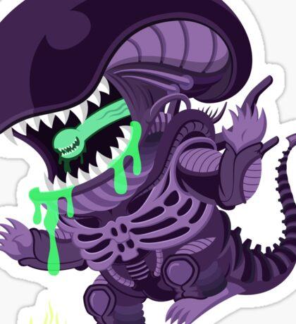 Xenomorph! Sticker