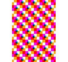 Pop Pixel Photographic Print