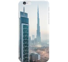 Burj Khalifa in Dubai iPhone Case/Skin