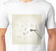 Microphone4 Unisex T-Shirt