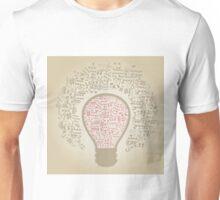 Music a bulb Unisex T-Shirt