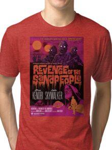 Revenge of the Sandpeople Tri-blend T-Shirt