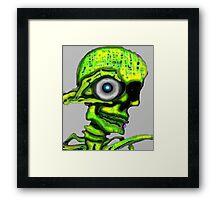 Turn a Blind Eye  Framed Print