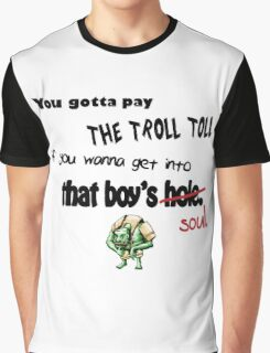 Troll Toll Graphic T-Shirt